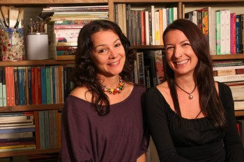 Lapisly - ExplorArt Klee - App for kids - Lara Mezzapelle and Debora Albano, Co-founders -